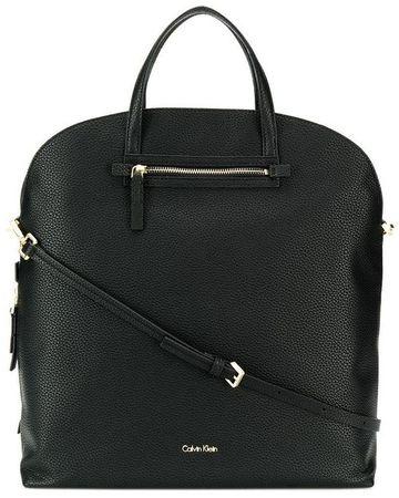 Calvin Klein Dámská kabelka Large Dome Tote Bag Black