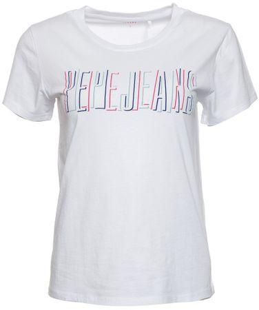 Pepe Jeans ženska majica Carol, XS, bela