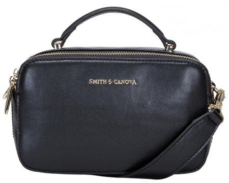 Smith & Canova torebka crossbody Hink czarna