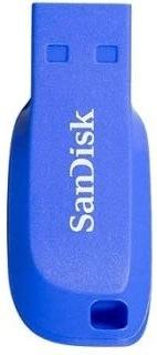 SanDisk USB CRUZER BLADE, 64 GB, plava