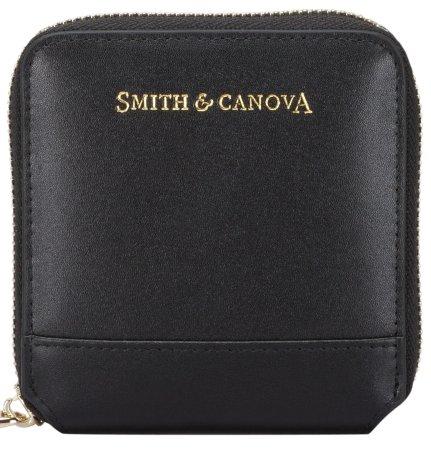 Smith & Canova ženska denarnica, črna