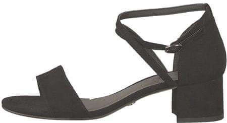 Tamaris sandały damskie 37 czarne