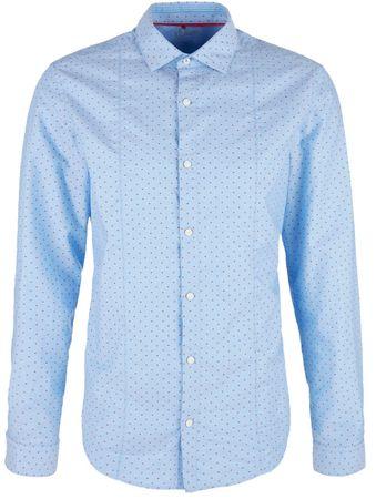s.Oliver férfi ing XL kék