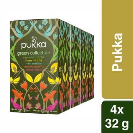 Pukka Green Collection 4 x 20 ks