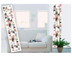 Dimex Dekoračné pásy - Trojuholníky, 49 x 270 cm
