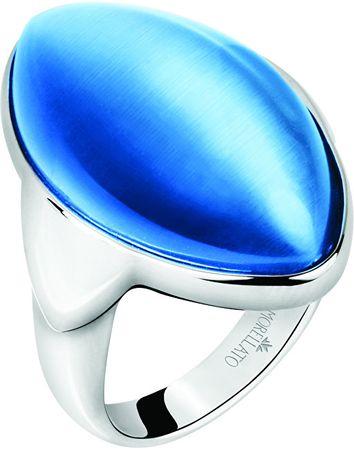 Morellato Stalowy pierścień Profonda SALZ22 (obwód 52 mm)