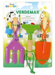 Verdemax set orodja za otroke, 28x10x13 cm