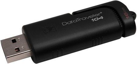 Kingston DataTraveler 104, 16GB (DT104/16GB)
