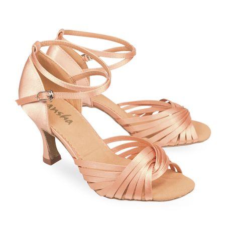 d7a5496e5f62 Sansha Tanečné topánky Ashley