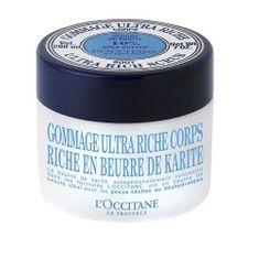 LOccitane En Provenc Tápláló testpeeling (Gommage Ultra Riche Corps) 200 ml