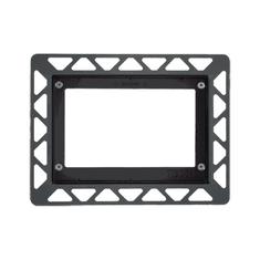 Tece Teceloop Rámeček instalační černé
