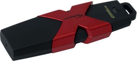 Kingston USB ključek HyperX Savage 256 GB USB 3.1 Gen 1