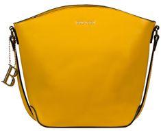 Bulaggi Dámská crossbody kabelka Kayla Bucket 30720 Yellow