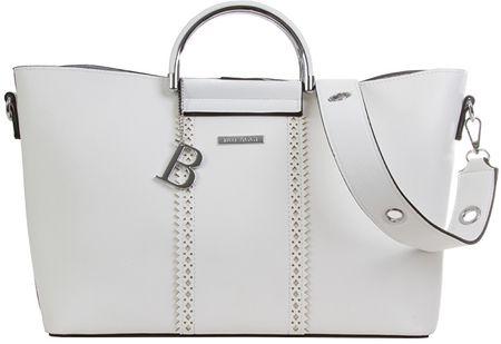 Bulaggi Damska torebka Laurie shopper 30694 White