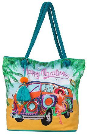 Bulaggi Női táska Vivian Shopper 26267 Turquoise