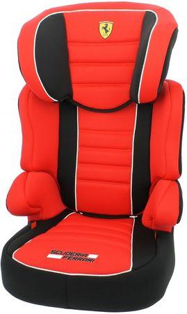 Nania BeFix SP Ferrari dječja auto sjedalica, 15-36 kg, crvena