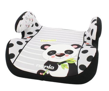 Nania TOPO Comfort Panda15 avtosedež, 15-36 kg, panda