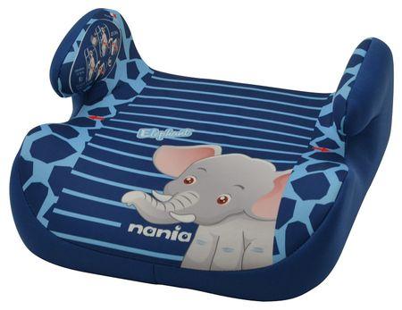 Nania TOPO Comfort Elephant avtosedež, 15-36 kg, motiv slona