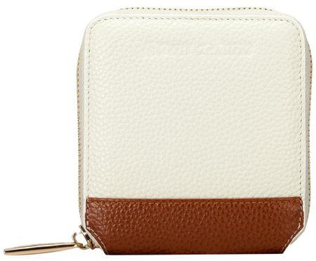 Smith & Canova női pénztárca krémszínű