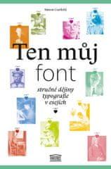 Garfield Simon: Ten můj font