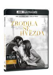 Zrodila se hvězda (2 disky) - Blu-ray + 4K Ultra HD