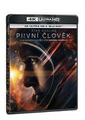 První člověk (2 disky) - Blu-ray + 4K Ultra HD)