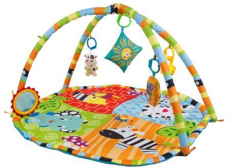 Sun Baby Hrací deka zvířátková fantazie