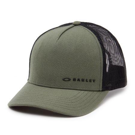 Oakley kapa s šiltom Chalten Cap Dark Brush