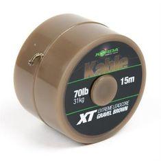 Korda Olověnka Kable XT Extreme Leadcore 70 lb 31 kg 15 m