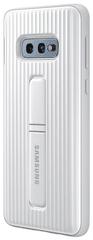 SAMSUNG Ochranný kryt Protective Standing Cover Galaxy S10e bílý EF-RG970CWEGWW