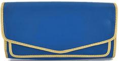 Giil női kék pénztárca