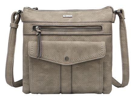 Tamaris Kabelka Adriana Crossbody Bag M 3084191-701 Khaki