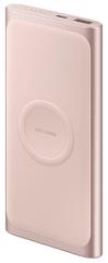 SAMSUNG Samsung powerbanka s bezdrôtovým nabíjaním 10 000 mAh USB-C, ružová EB-U1200CPEGWW