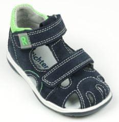 Richter chlapecké sandálky s prošitím