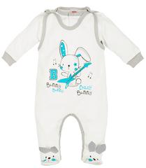 Makoma dječji komplet Bunny, 2 komada