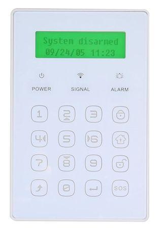 Evolveo Bezdrátová mini klávesnice s displejem - použité