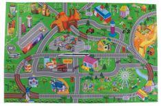 Sun Baby Dywan do zabawy dla dzieci Cars 01 B05.040.1.1