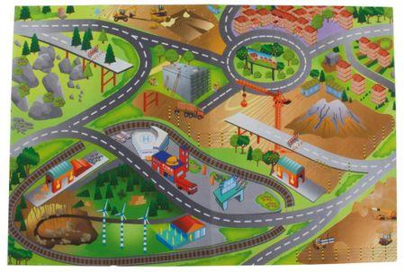 Sun Baby Mata do zabawy dla dzieci Cars 01 B05.041.1.1