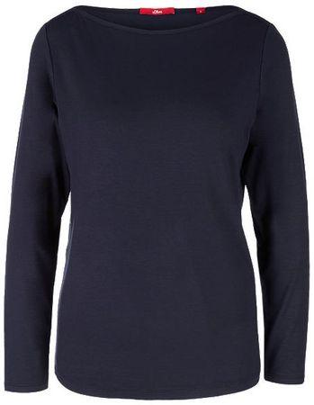s.Oliver női póló 38 sötétkék