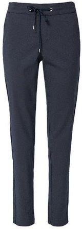 s.Oliver dámské kalhoty 34 tmavě modrá
