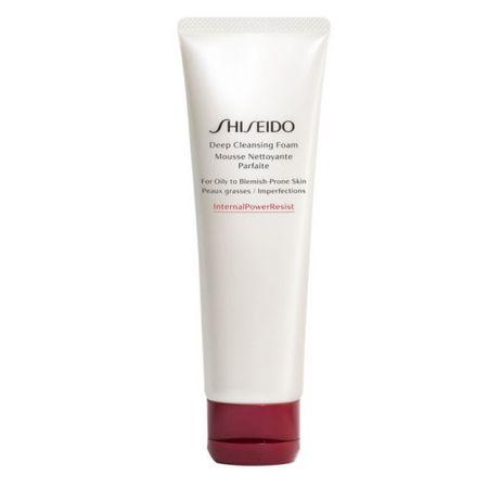 Shiseido Hloubkově čisticí pěna pro mastnou a problematickou pleť InternalPowerResist (Deep Cleansing Foam) 1