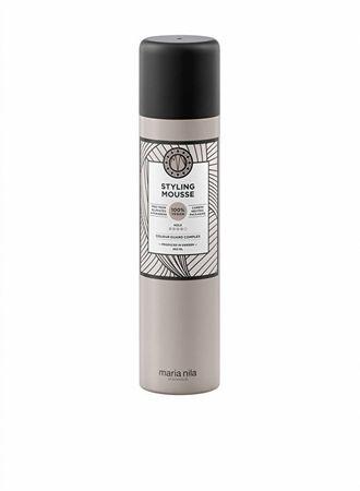Maria Nila Stylingová pěna pro objem vlasů Style & Finish (Styling Mousse) (Objem 300 ml)