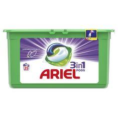 Ariel pralne kapsule Lavender 3 in 1, 35 kosov