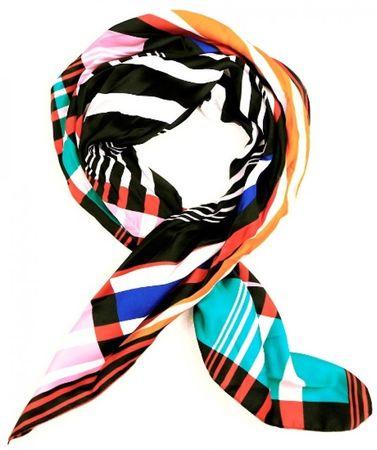 Alber Zoran dámský vícebarevný šátek