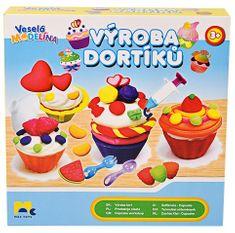 Mac Toys Výroba dortíků