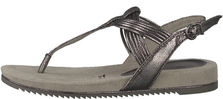 Tamaris dámské sandály 36 černá