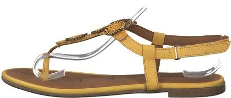 Tamaris ženski sandali, 40, rumeni