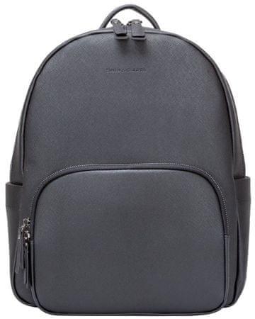 d57e5c5ab9ed Smith & Canova férfi fekete hátizsák | MALL.HU
