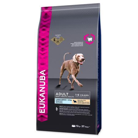 Eukanuba Adult Large Breed Lamb hrana za pse, 12 kg
