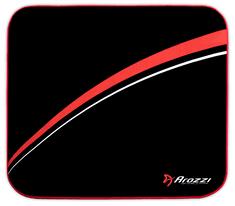 Arozzi Floormat, černá/červená (AROZZI-FLOORMAT-RD)